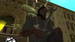 Llave para GTA San Andreas