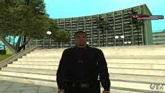 Oficial de policía para GTA San Andreas