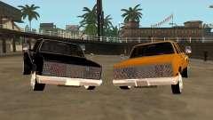 Chevrolet Silverado Lowrider para GTA San Andreas