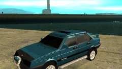 Melodía de sparco 21099 VAZ para GTA San Andreas