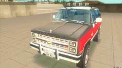 Chevrolet Blazer K5 Stock 1986