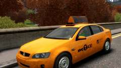 Holden NYC Taxi