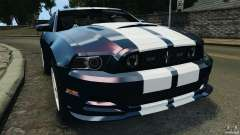 Ford Mustang 2013 Police Edition [ELS]
