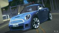 Mini Concept Coupe 2010 para GTA San Andreas