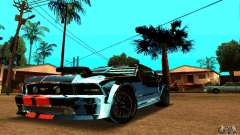 Ford Mustang Shelby GT500 From Death Race Script para GTA San Andreas