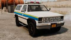 Policía ranchero ELS para GTA 4