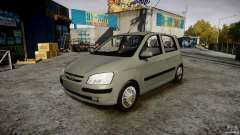 Hyundai Getz 2005 para GTA 4