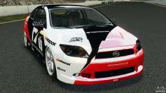 Scion TC Fredric Aasbo Team NFS para GTA 4