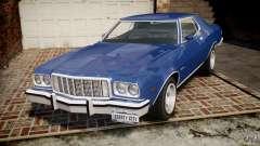 Ford Gran Torino 1975 para GTA 4