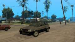 Blista From GTA IV para GTA San Andreas
