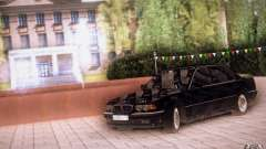 BMW 750i E38 2001 para GTA San Andreas