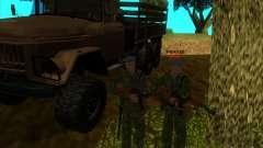 Las tropas AEROTRANSPORTADAS.