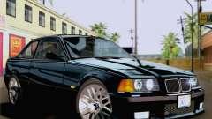 BMW M3 E36 New Wheels para GTA San Andreas