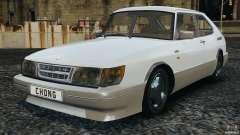 Saab 900 Coupe Turbo