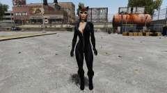 Mujer Gata para GTA 4