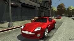 Aston Martin Vanquish S v2.0 teñido