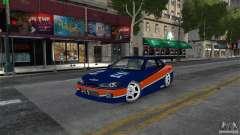 Nissan Silvia S15 Tokyo Drift