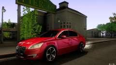 Peugeot 508 2011 para GTA San Andreas