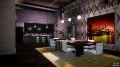 New texture for Algonguin savehouse para GTA 4