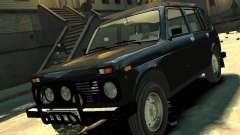 Vaz 2131 Niva para GTA 4