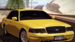 Ford Crown Victoria Interceptor para GTA San Andreas