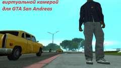 Cámara móvil gratis para GTA San Andreas