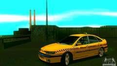 Renault Megane Taksi para GTA San Andreas