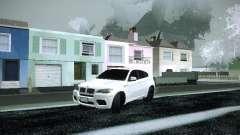 BMW X6M E72 para GTA San Andreas