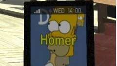 Homer Simpsons Theme para GTA 4