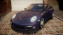Porsche 911 (997) Turbo v1.1 [EPM] купе para GTA 4