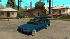 VW Parati GLS 1989 JHAcker edition para GTA San Andreas