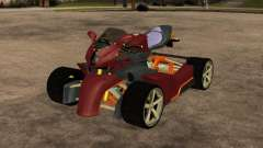 Quad MVAgusta para GTA San Andreas