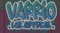 New LS gang tags para GTA San Andreas