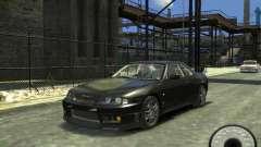 Nissan Skyline GT-R V-Spec (R33) 1997 para GTA 4