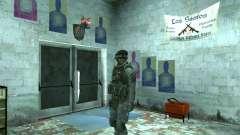 Soldado de infantería piel CoD MW 2