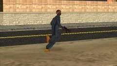 2Pac v1 para GTA San Andreas