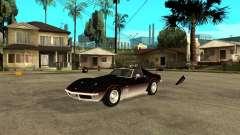 Chevrolet Corvette 1968 Stingray