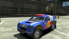 Volkswagen Touareg Rally