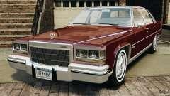 Cadillac Fleetwood Brougham Delegance 1986