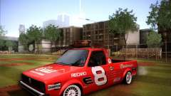 Volkswagen Caddy Custom 1980 para GTA San Andreas
