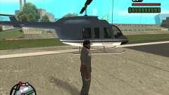 Piloto de trabajo para GTA San Andreas