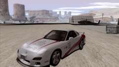 Mazda RX7 2002 FD3S SPIRIT-R (Type RS) para GTA San Andreas