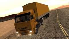 KamAZ 5460 camioneros 2