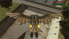 Máquina voladora de Leonardo da Vinci