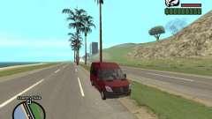 Mercedes-Benz 311 CDi para GTA San Andreas