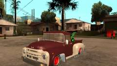 ZIL 130 Tempe ardiente Final para GTA San Andreas