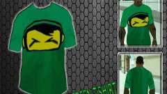 Nueva camiseta verde
