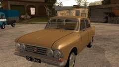 Moskvitch 408 Elite