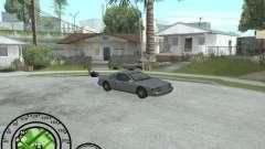 Velocímetro con el indicador de combustible para GTA San Andreas