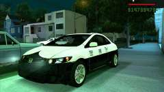 Honda Civic 2006 Coupe 1.1 para GTA San Andreas